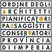 Ordine Architetti P.P.C. della Provincia di Imperia Logo