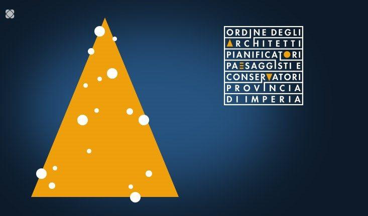 Auguri Di Buon Natale E Buon Anno.Auguri Di Buon Natale E Felice Anno Nuovo Ordine Architetti P P C